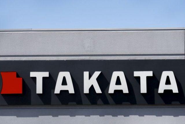 Takata recalls 10 million U.S. replacement air bag inflators