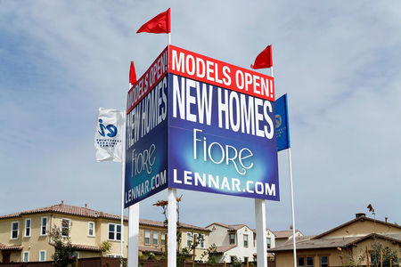 Lennar Numbers Give Hope to Homebuilders