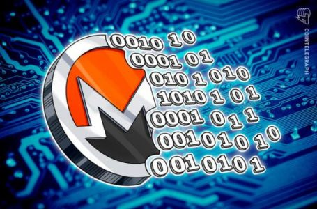 Monero's Hashrate Experienced Its Largest Single Day Gains Ever