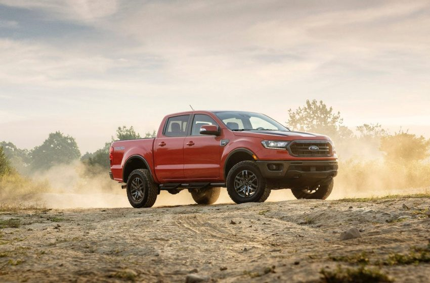 The Ford Range Tremor brings serious off-road capability to the popular midsize pickup — here's a closer look (F)