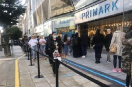 "Primark set to continue to shun online offering as high streets are ""permanent part of being human"""
